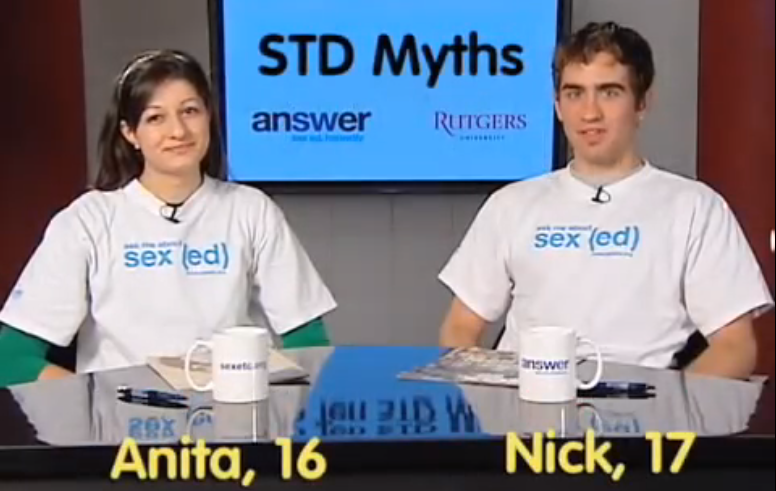STD Myths - Sex, Etc.