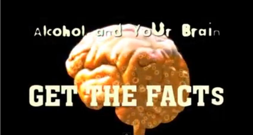Alcohol and Your Brain video